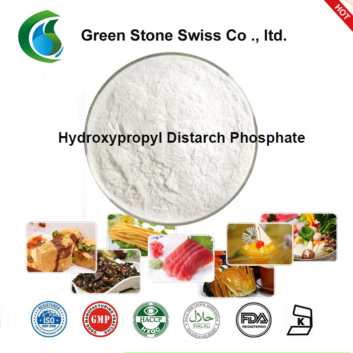 Ffosffad Distarch Hydroxypropyl
