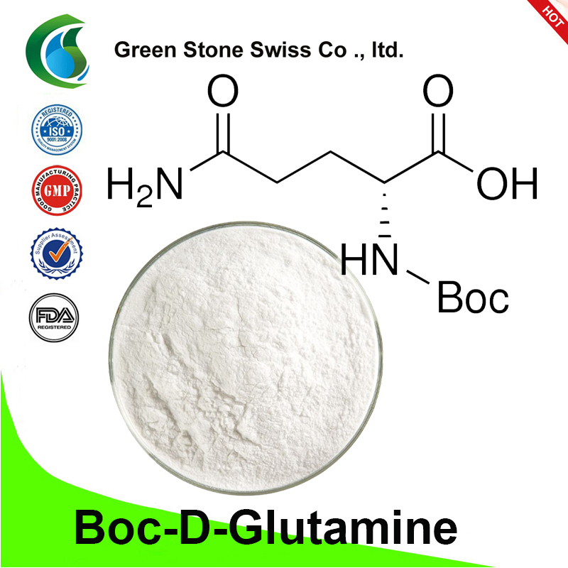Boc-D-glutamina