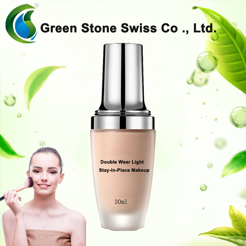 Double Wear Light Stay-in-Place Makeup OEM, Even Skin Tone, Brighten Skin Tone, Liquid Foundation OEM Factory