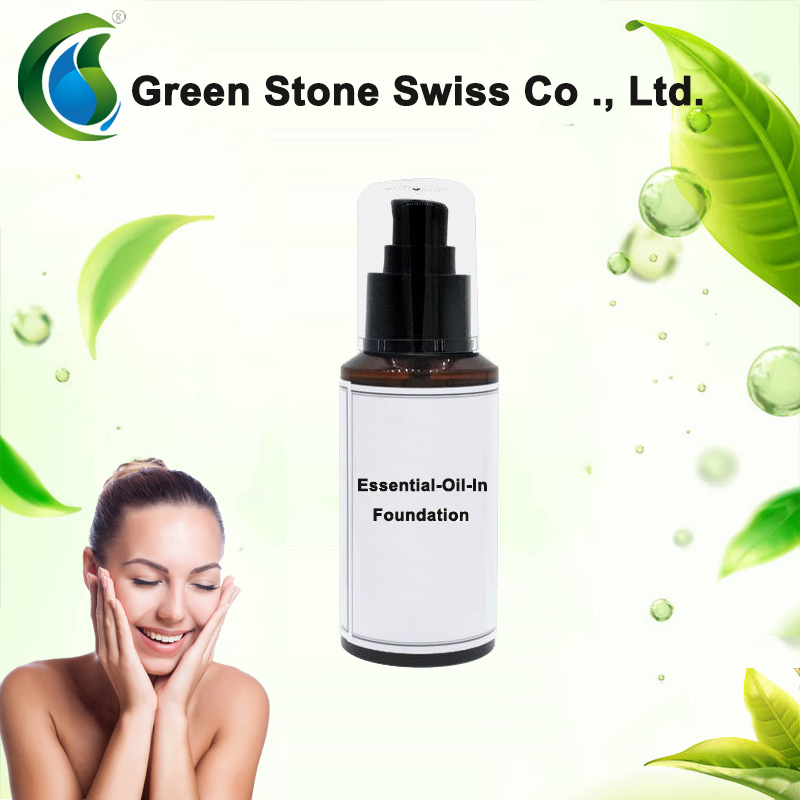 Essential-Oil-In Foundation OEM, Smooth And Hydrated, Stay-in-Place Makeup, Foundation OEM