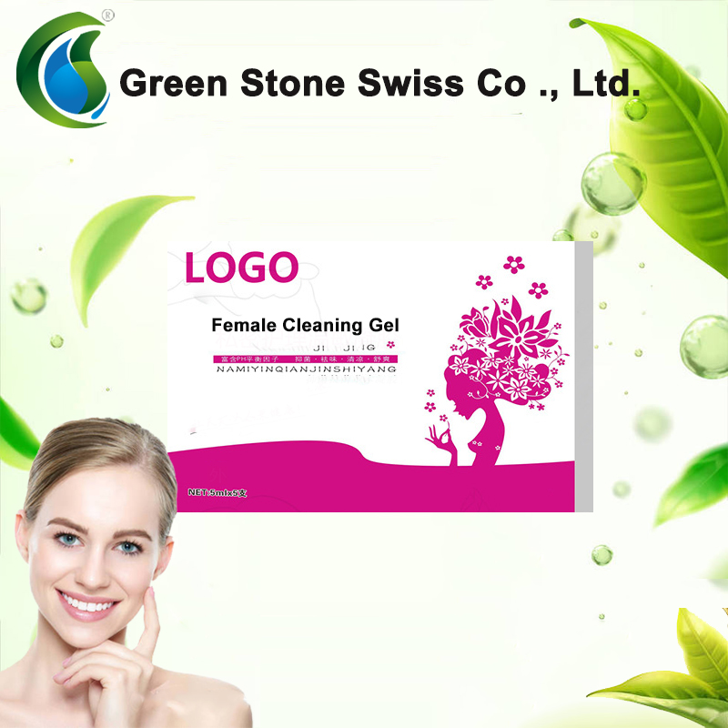 OEM of Gynaecological gel/female cleaning and personal care gel/gynaecological antibacterial gel