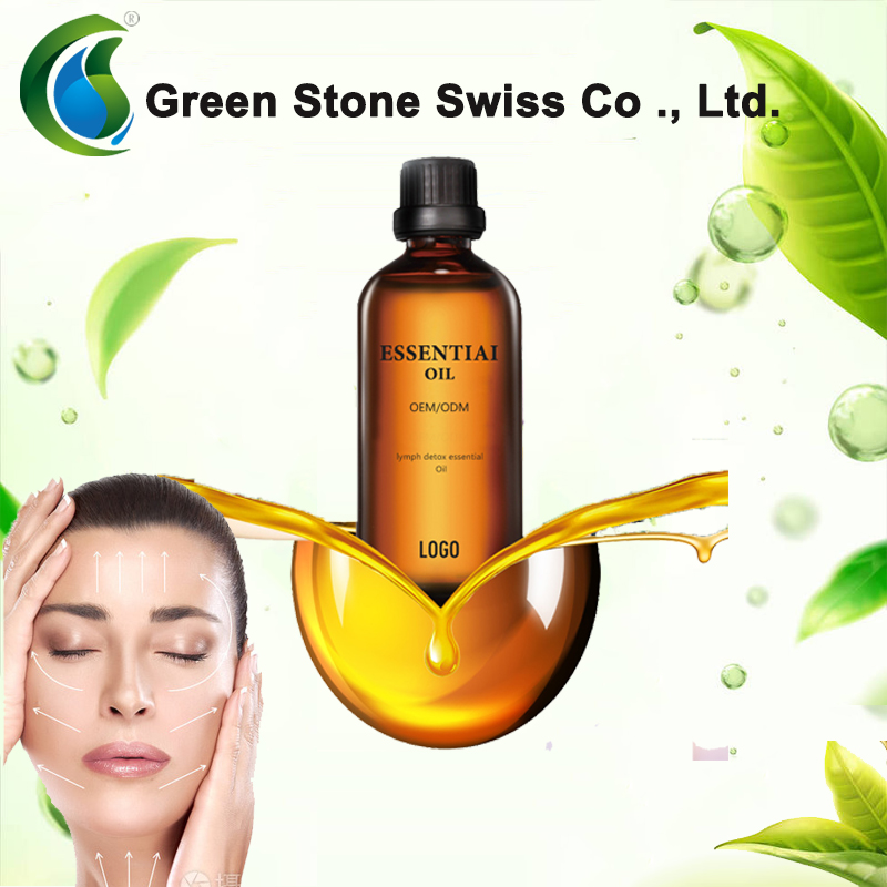 OEM of Lymph metabolism facial massage essential oil collateral-clearing oil revitalizing compound essential oil