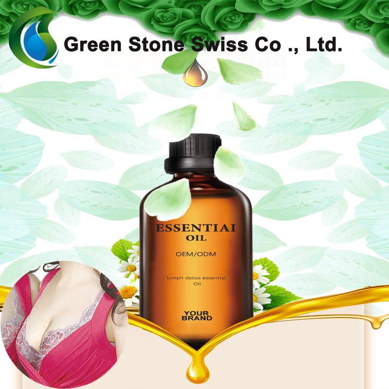 OEM zeliščnega olja za masažo dojk