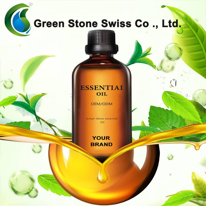 Eterično olje za razstrupljanje limfe