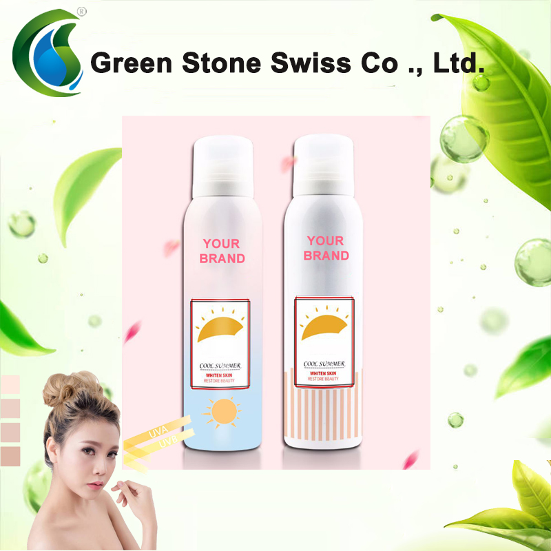 OEM of hot style spray concealer isolation crystal spray