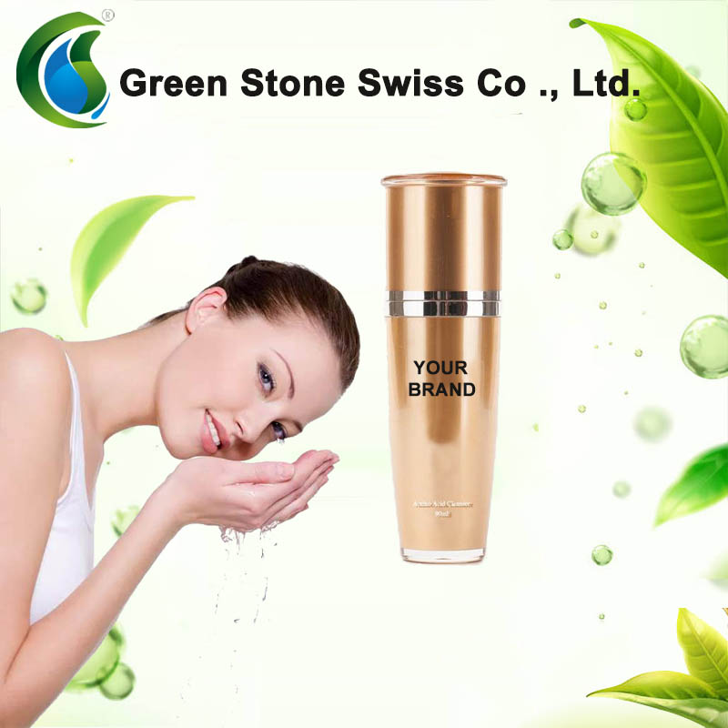 OEM of Moisturizing Face Wash for Sensitive Skin