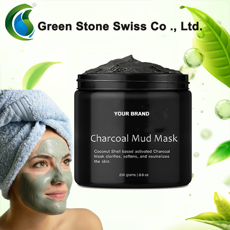 OEM of Cleansing Mud Face Mask For Men Women