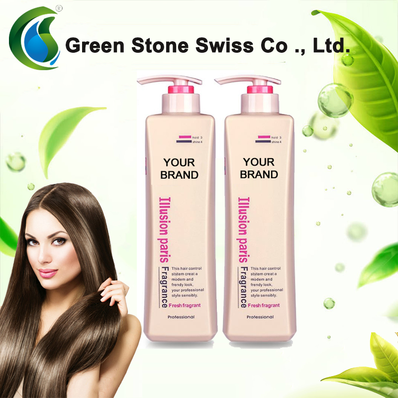 OEM Nourishing Salon Shampoo For Oily And Damaged Hair