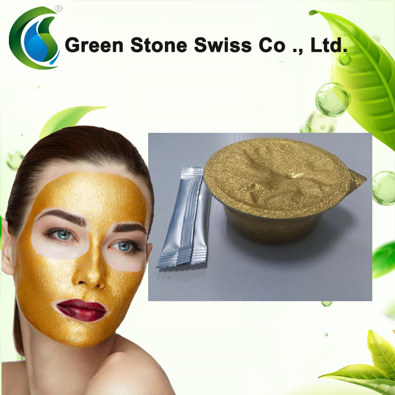OEM of Top Face Skin Care Gold Masks
