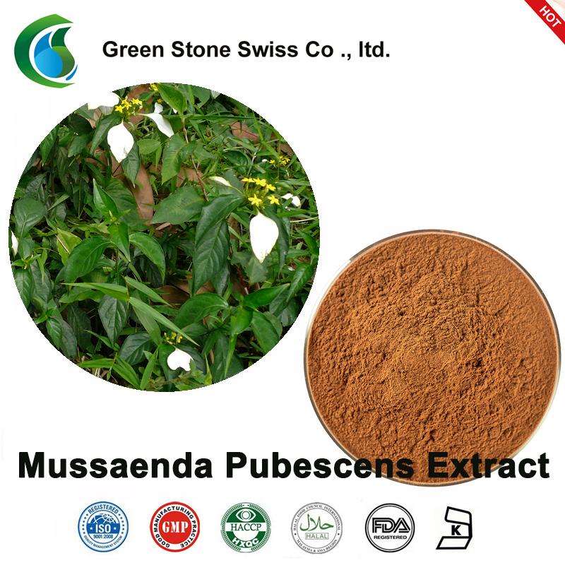 Extrakt z Mussaenda Pubescens