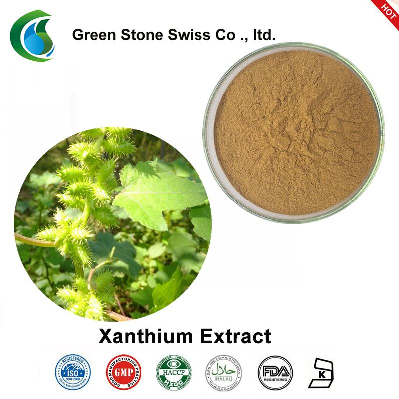 Xanthium Sibiricumエキス