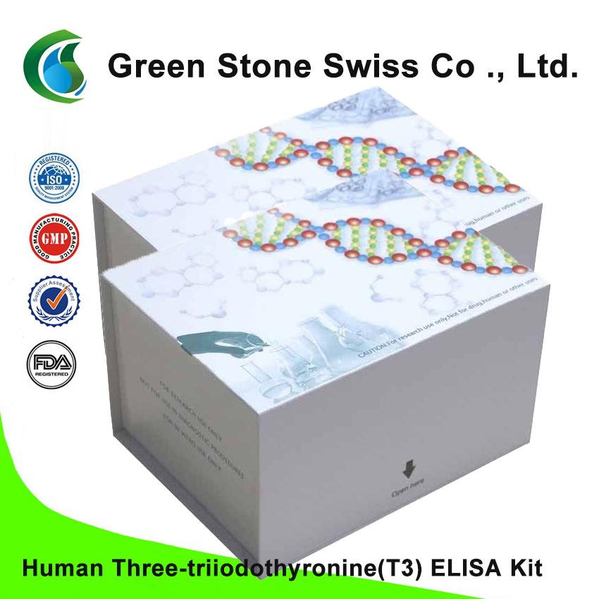 Paketa ELISA Njeriu Tri-triiodotironinë (T3)