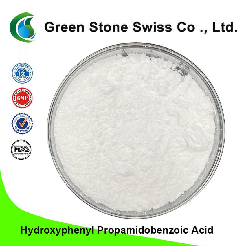 Hydroxyphenyl propamidobenzoesyre