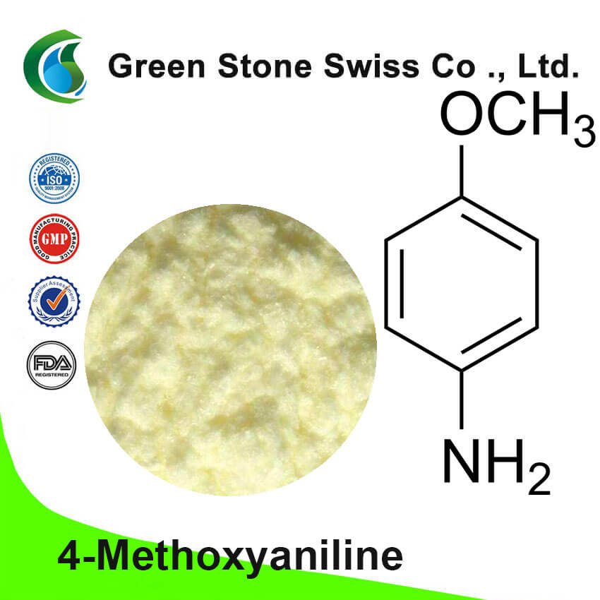 4-methoxyanilin (P-anisidin)