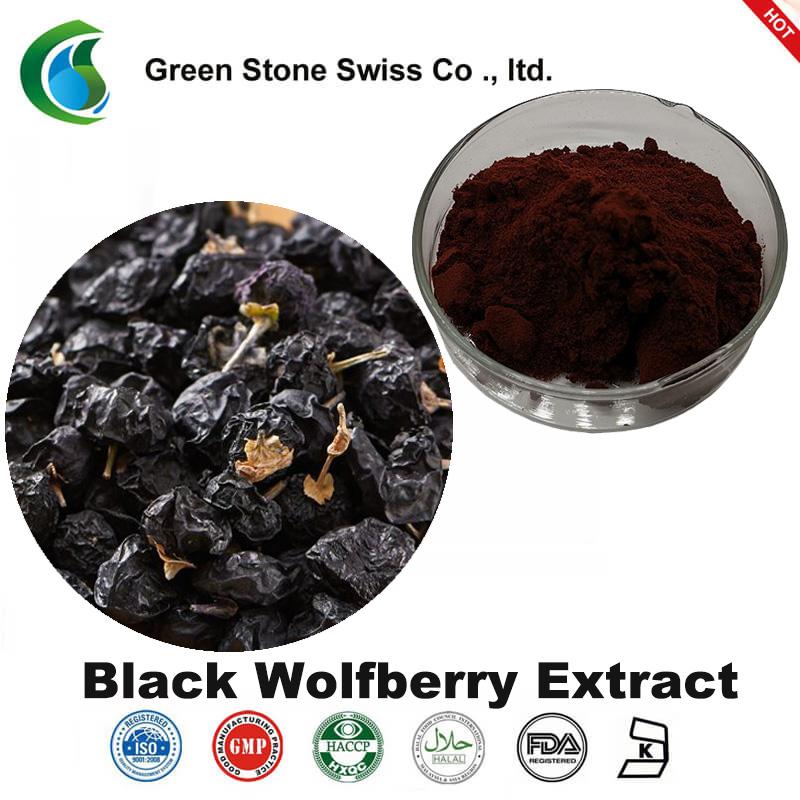 Екстракт чорної вовчої ягоди