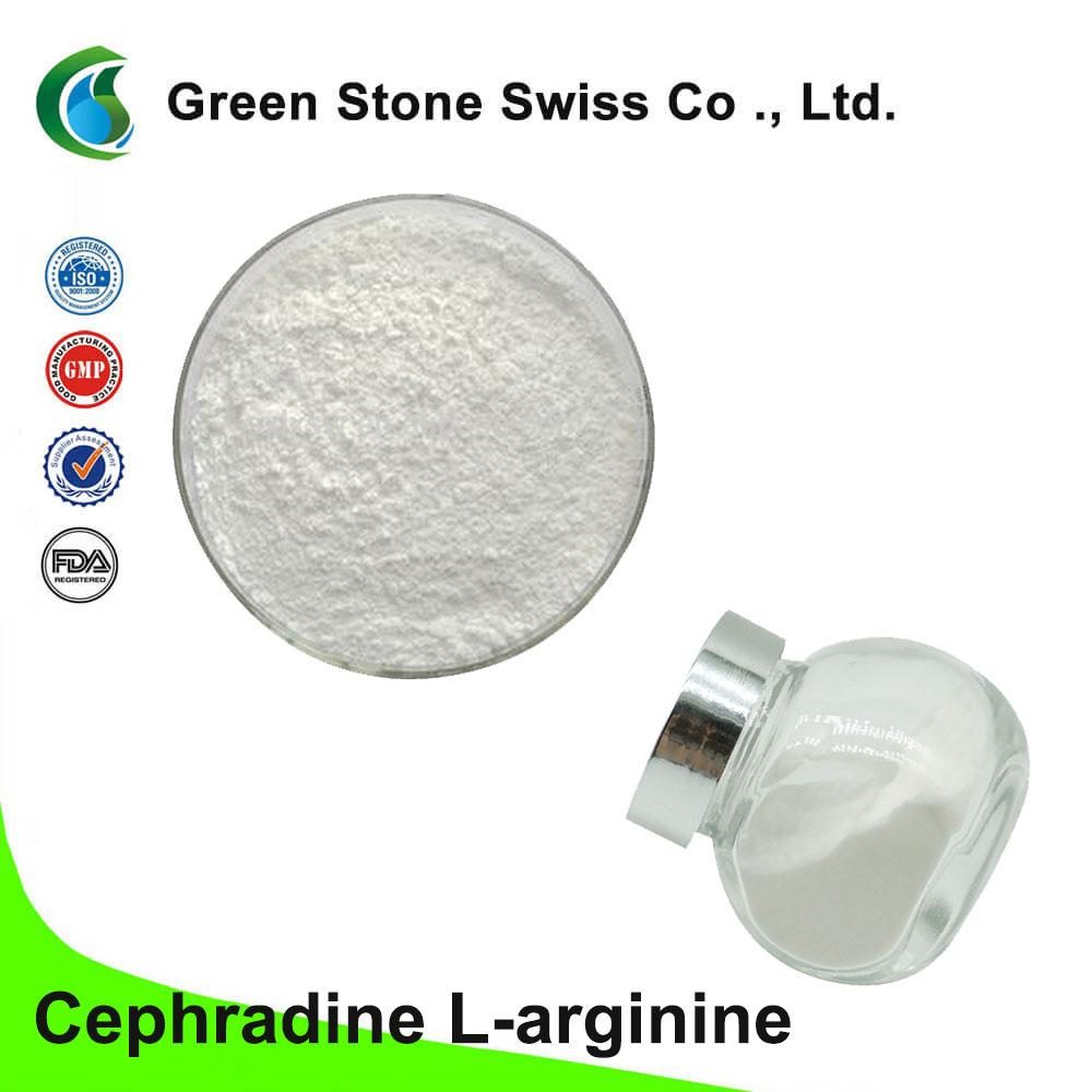 Cephradine L-arginin