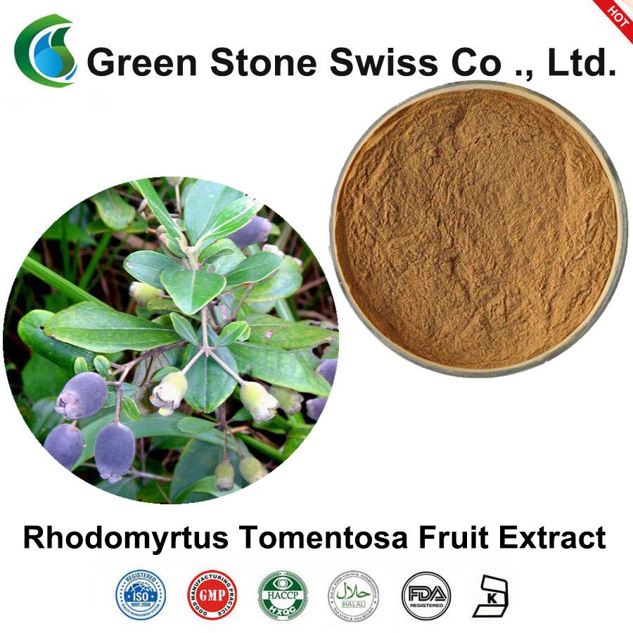 Rhodomyrtus Tomentosa Fruta Estraktua