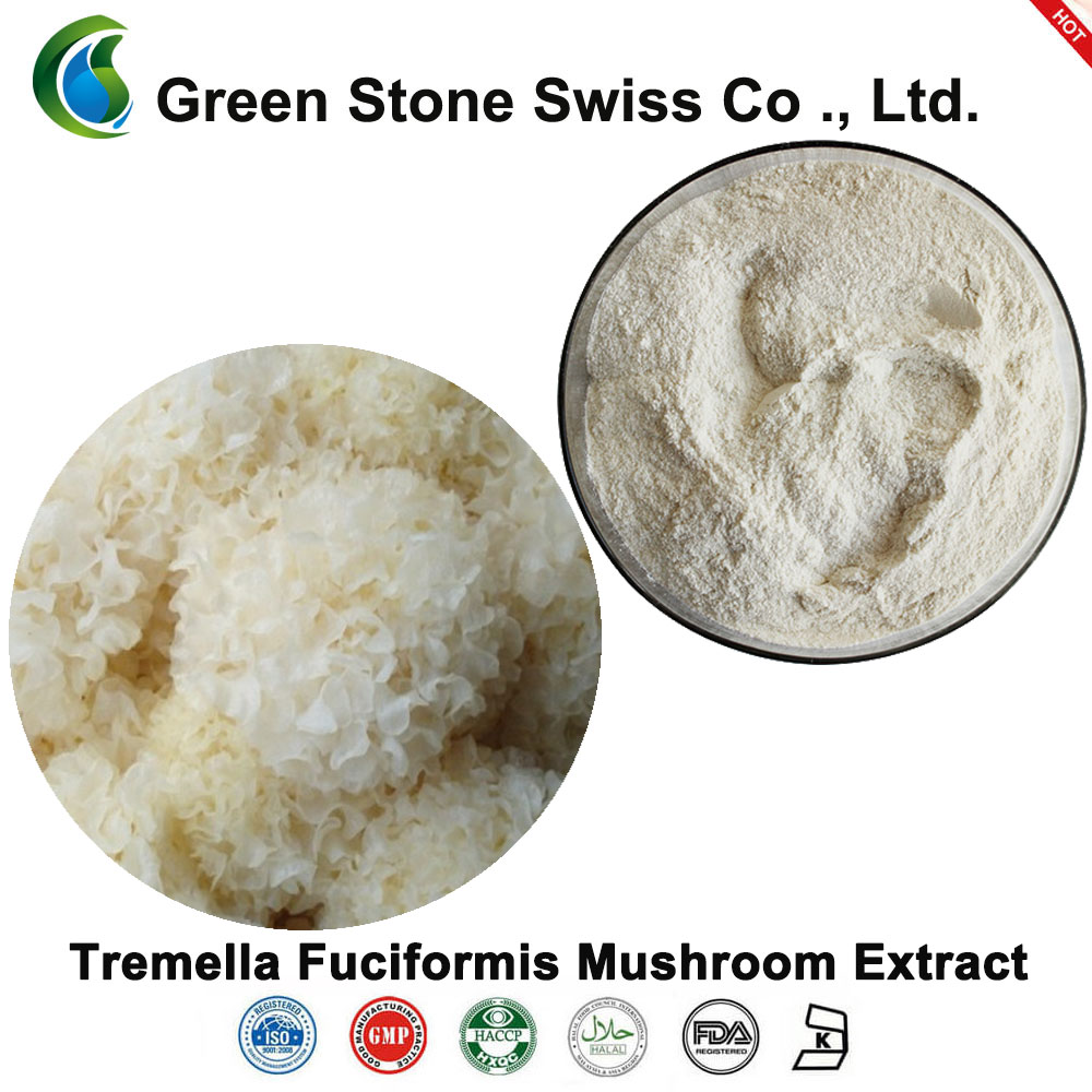 Chiết xuất nấm Tremella Fuciformis (Chiết xuất nấm trắng)