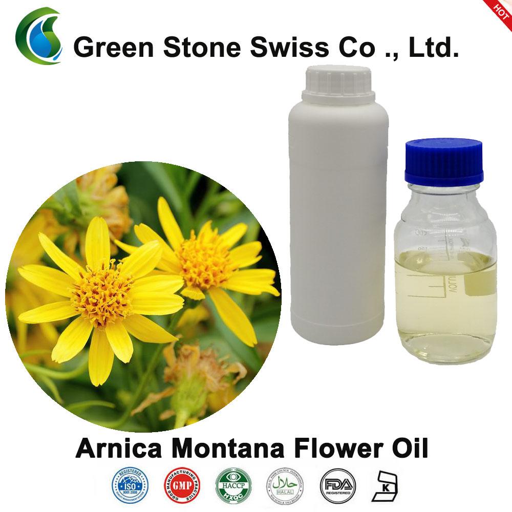 Arnica Montana blomsterolje
