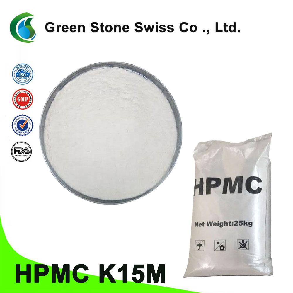 HPMC K15M