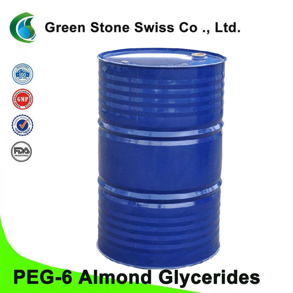 PEG-6アーモンドグリセリド