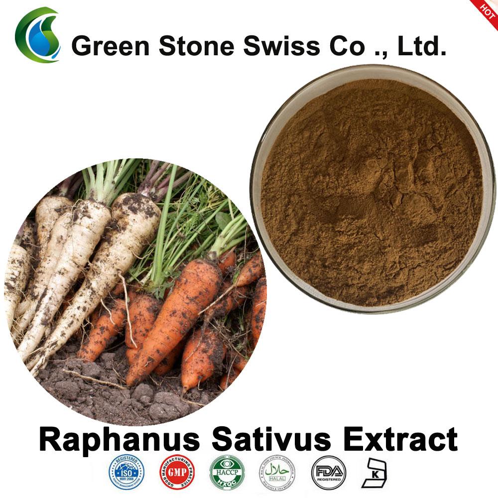 Raphanus Sativuse ekstrakt