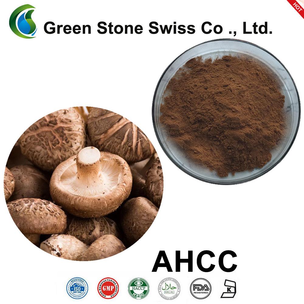 AHCC (koreliacinis aktyvus heksozės junginys)