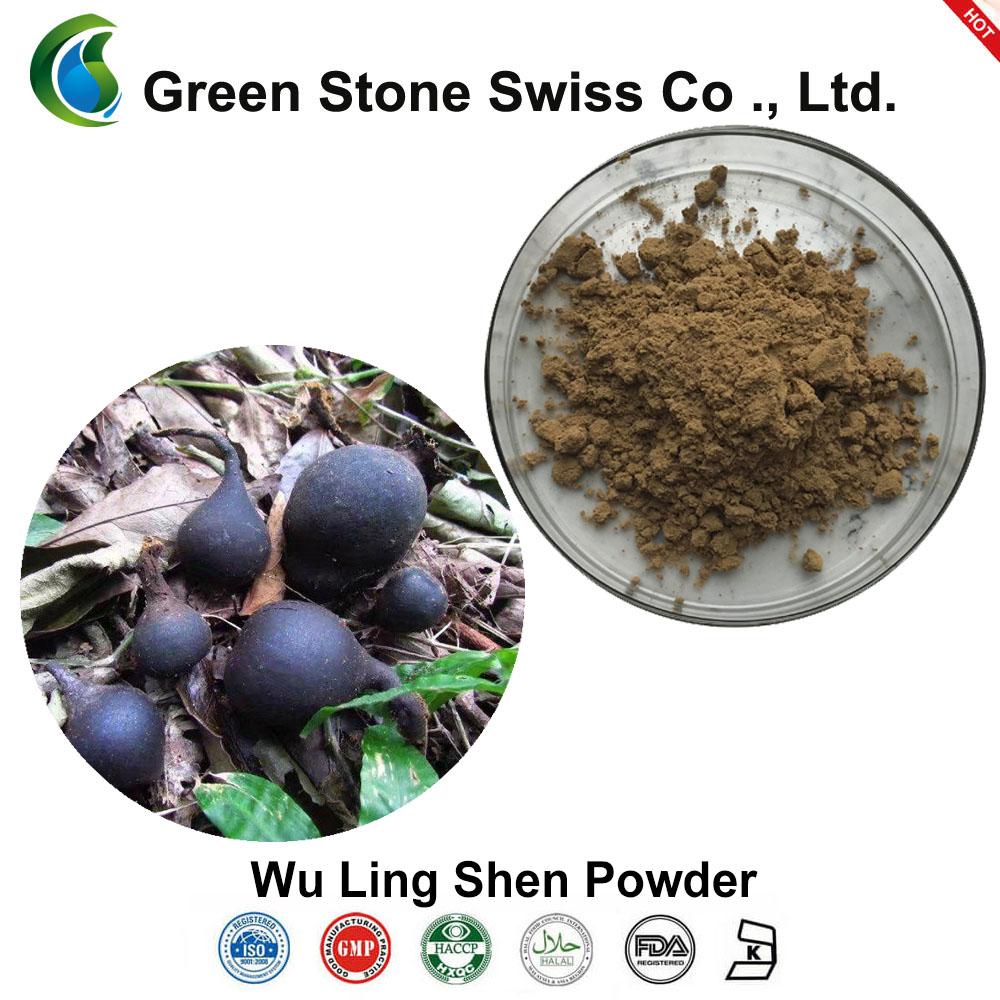 Wu Ling Shen milteliai
