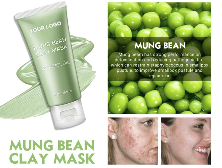 Moisturizing And Cleaning Clay Face Mask