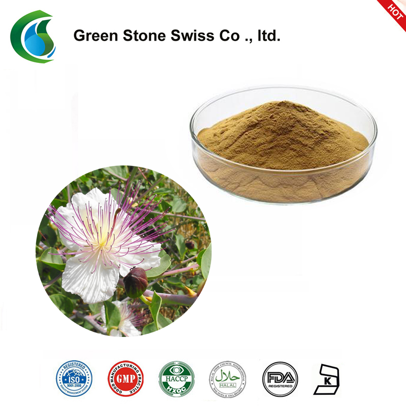 Caper extract (Capparis spinosa L)